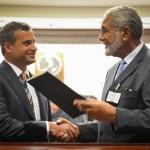 Martin Thomas Jr. Sworn in as Ward 1 Councilman