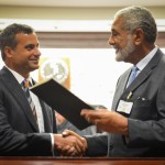 Martin Thomas Jr. Sworn in as Ward 1 Councilman