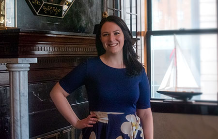 Jessica Scheck