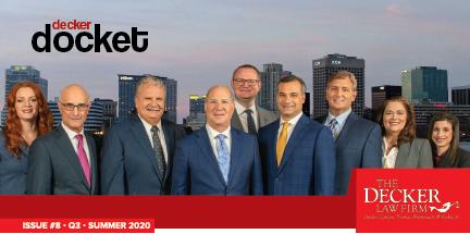 The Decker Law Firm Team